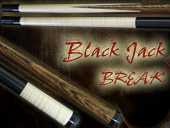 Black Jack -Break Cue-